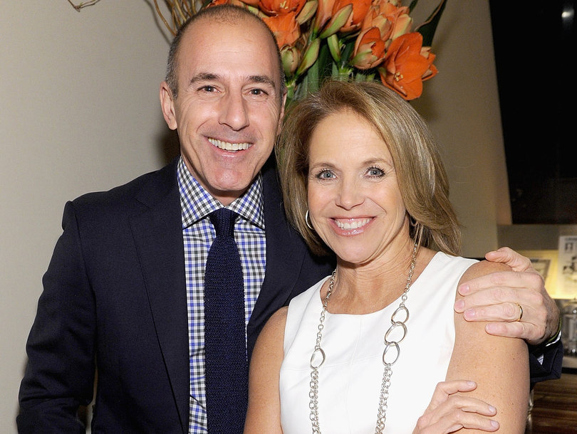 Katie Couric Breaks Silence on Matt Lauer: 'It's Completely Unacceptable'