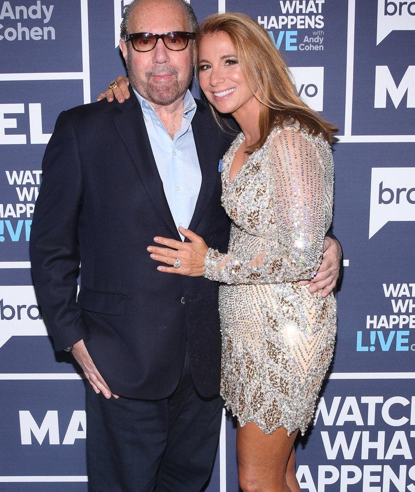 Bravo Stars Honor Jill Zarin's Husband After His Death
