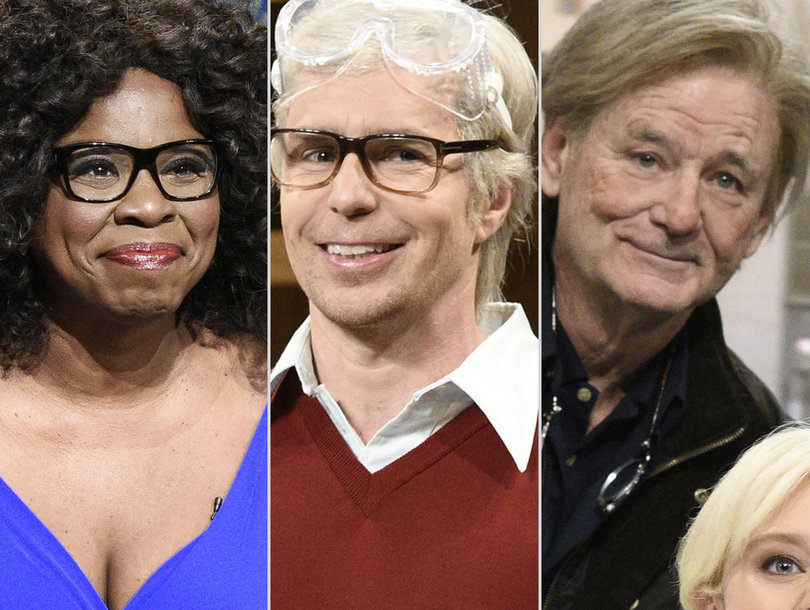 Sam Rockwell 'SNL' Sketches Ranked From Worst to First: The One Where He Drops an F-Bomb