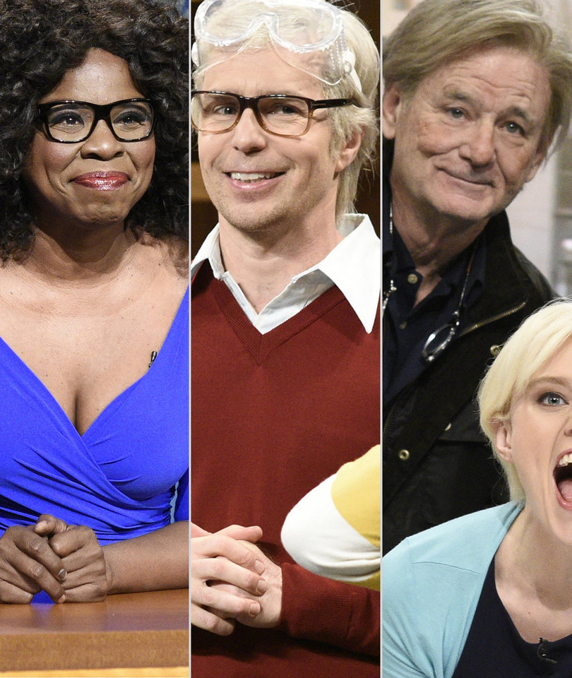 'SNL' Tackles Whoopi, 'Fire and Fury' and Slams Mark Wahlberg