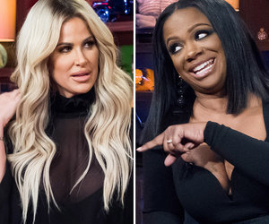 'RHOA' Scene Ignites Twitter War Between Kim and Kandi