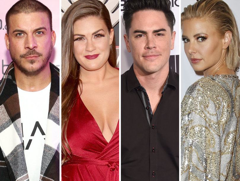 'Vanderpump Rules' SURver Scuffle: Jax's Infidelity Sparks Tom and Ariana's 'Worst Fight' in History