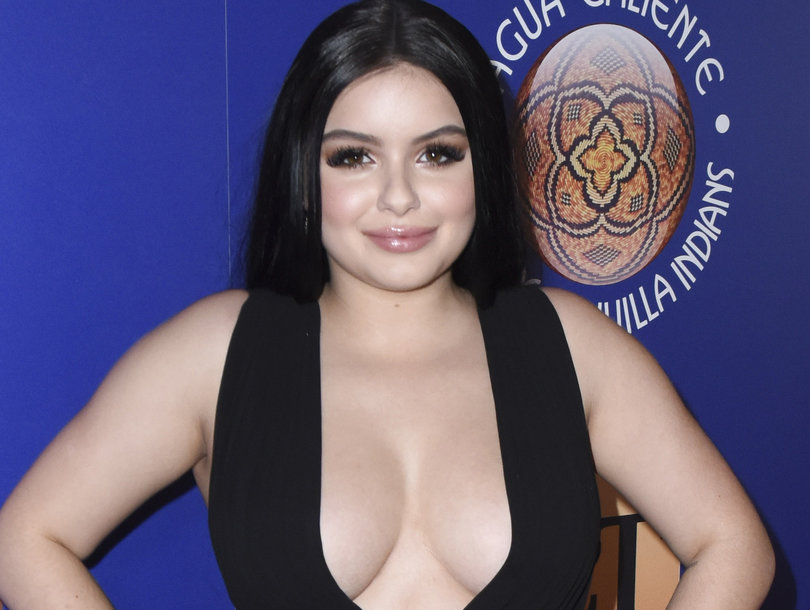 Ariel Winter Turns Heads at the Palm Springs Film Festival