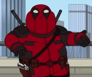 'Family Guy' Turns Peter Griffin Into Deadpool Parody