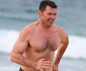 Hugh Jackman Reveals 'Weird' Deal With Paparazzi