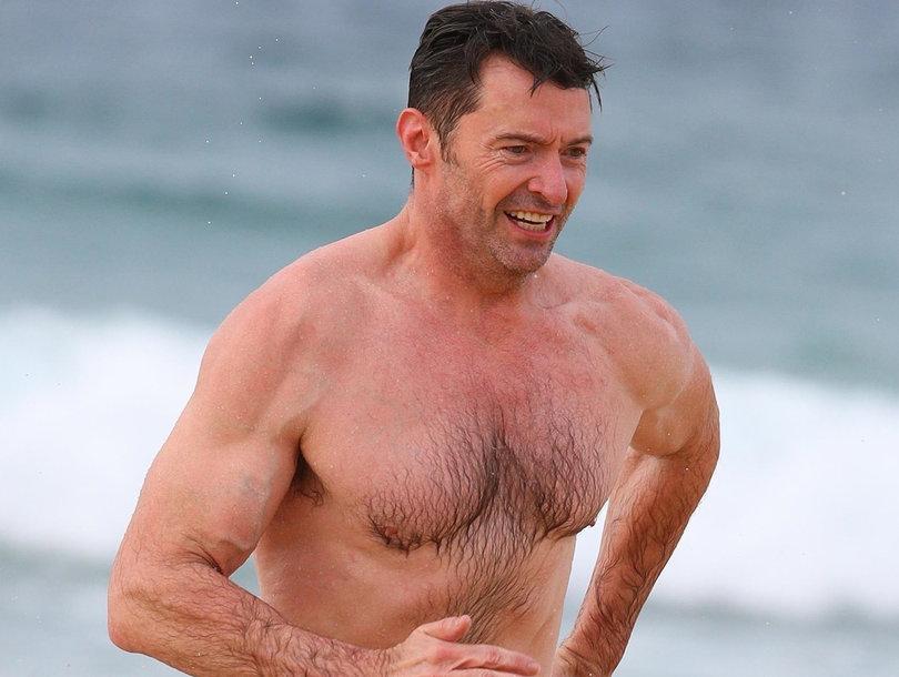 Hugh Jackman Shares Real Story Behind His Shirtless Paparazzi Pics