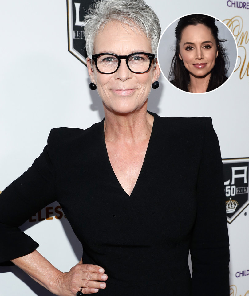 Jamie Lee Curtis Calls Eliza Dushku's Alleged Molestation 'Horrific Reality'
