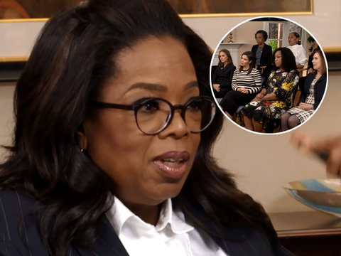 Oprah Has 3 Big Questions About What's Next for #MeToo