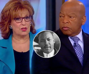 Joy Behar: Trump Wouldn't Be POTUS If MLK Was Alive