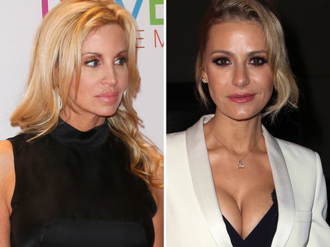 Camille Calls Dorit a 'Bottomless Pit of Bullsh-t' Following 'C-nt' Joke