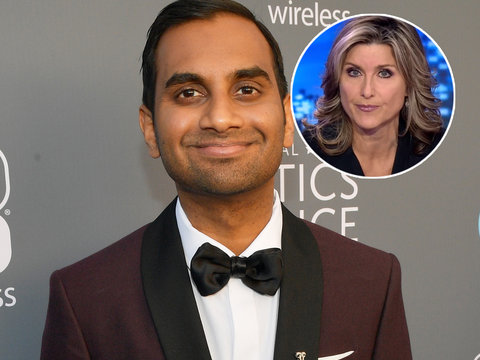 Twitter Divided After Ashleigh Banfield Shreds Aziz Ansari's Accuser