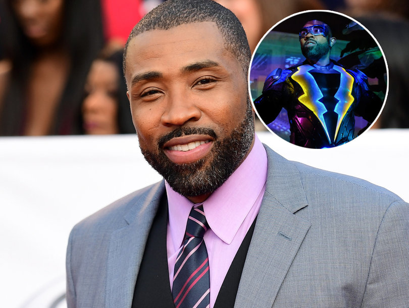 'Black Lightning' Star Cress Williams Loves CW Show's Topical, Grounded, Fresh Take on Superheroes