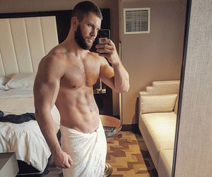 Florian Munteanu's Hottest Selfies: Meet Ivan Drago's Son In 'Creed 2'