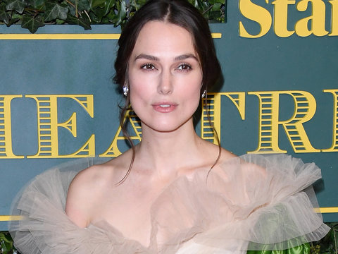 Keira Knightly Talks Rape in Film, Gender Bias and Weinstein