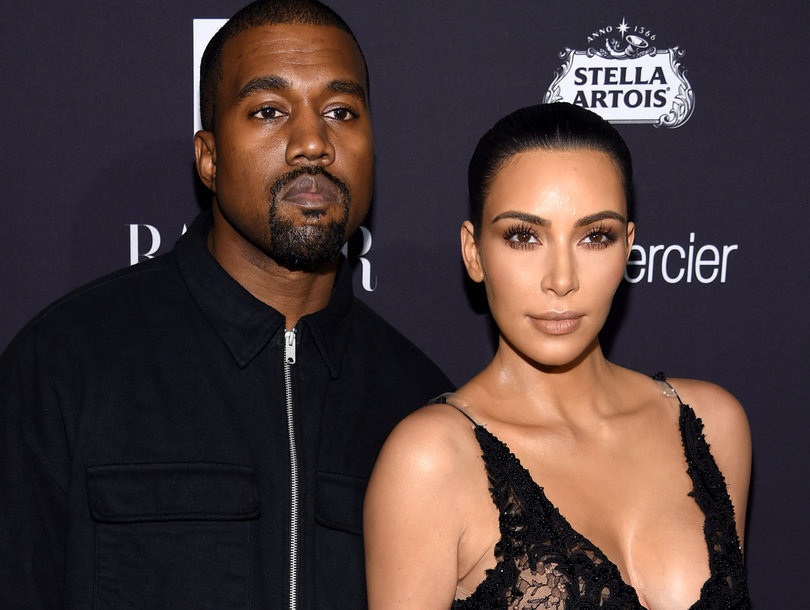 Kim Kardashian and Kanye West Welcome Baby Girl