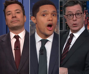 Late-Night Stars Flush Trump as 'Sh-thole' Saga Continues to Unfold