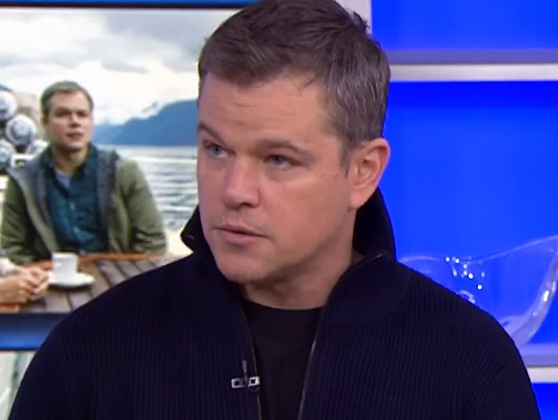 Matt Damon Apologizes for Comments About Sexual Misconduct: 'Really Wish I'd Listened a Lot More'