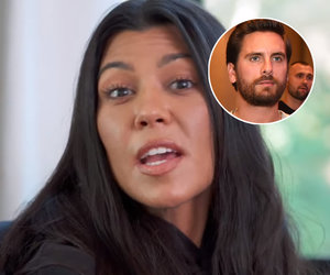 Scott Disick Freaks the Eff Out Over Kourtney Kardashian's Much Younger Boyfriend