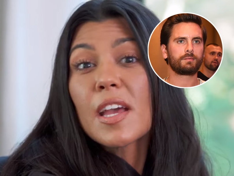 Scott Disick Freaks the Eff Out Over Kourtney Kardashian's Much Younger…