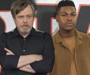 Mark Hamill, John Boyega Laugh Off Misogynistic 'Last Jedi' Fan Cut