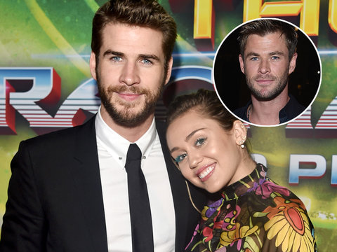 Are Miley Cyrus and Liam Hemsworth Married? Chris Hemsworth Says...