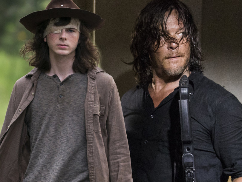 Norman Reedus Is 'Desperately Unhappy' About 'The Walking Dead' Killing Off Chandler Riggs' Carl