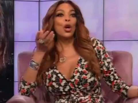 Wendy Williams Doesn't Think Kim Paid Surrogate Enough for Baby Girl
