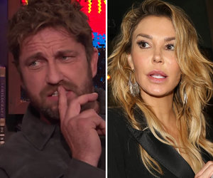 Gerard Butler Cringes Recalling Brandi Glanville Hookup: 'I Had No Idea Who She Was'
