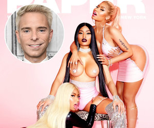 How Feminism Inspired Nicki Minaj's Paper Magazine Cover