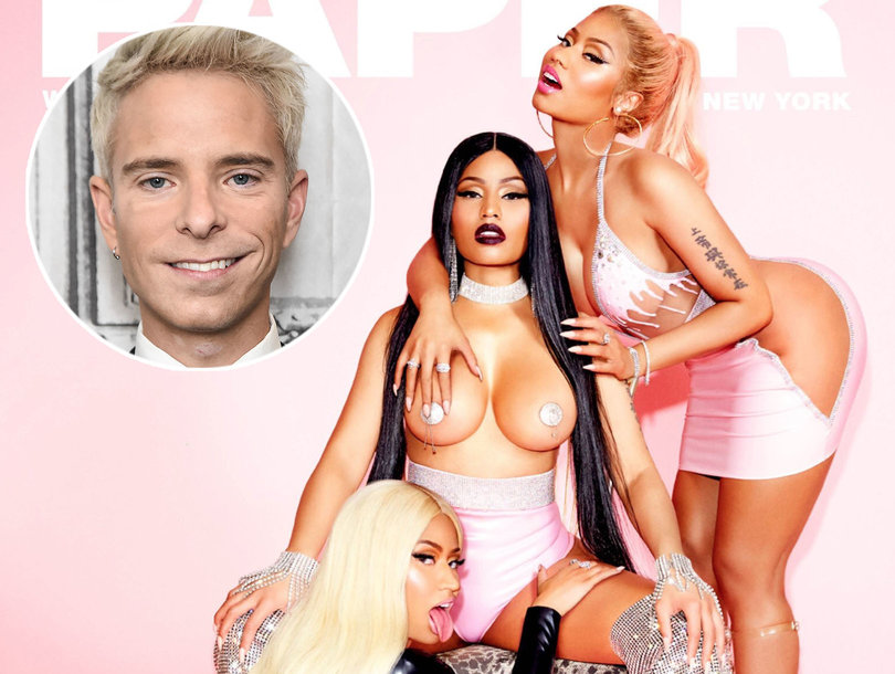 Why Nicki Minaj's Paper Magazine Cover Is a Beacon of Feminism, According to Mastermind Behind It