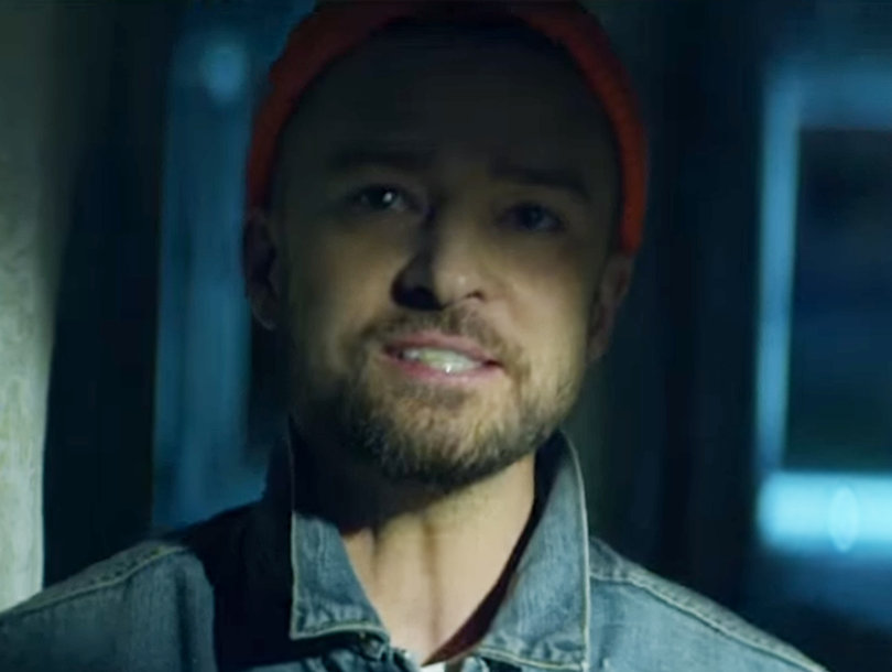 Justin Timberlake's Apocalyptic 'Supplies' Music Video Is Jam Packed With #MeToo References