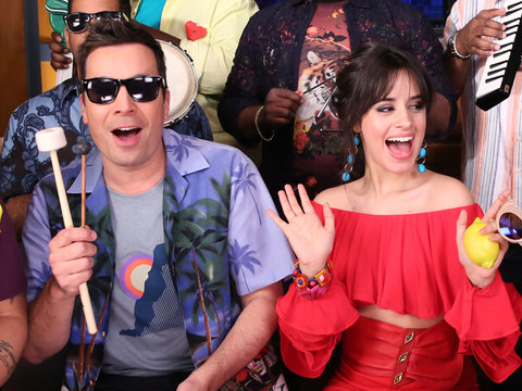 Camila Cabello Remixes 'Havana' With Classroom Instruments