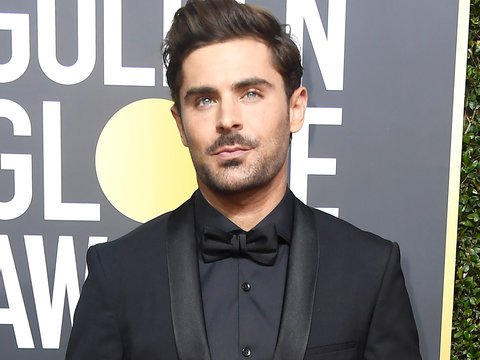 Zac Efron Shares First Look of Himself as Ted Bundy