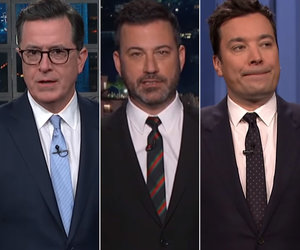 Late-Night Hosts Underwhelmed by Trump's 'Fake News Awards'