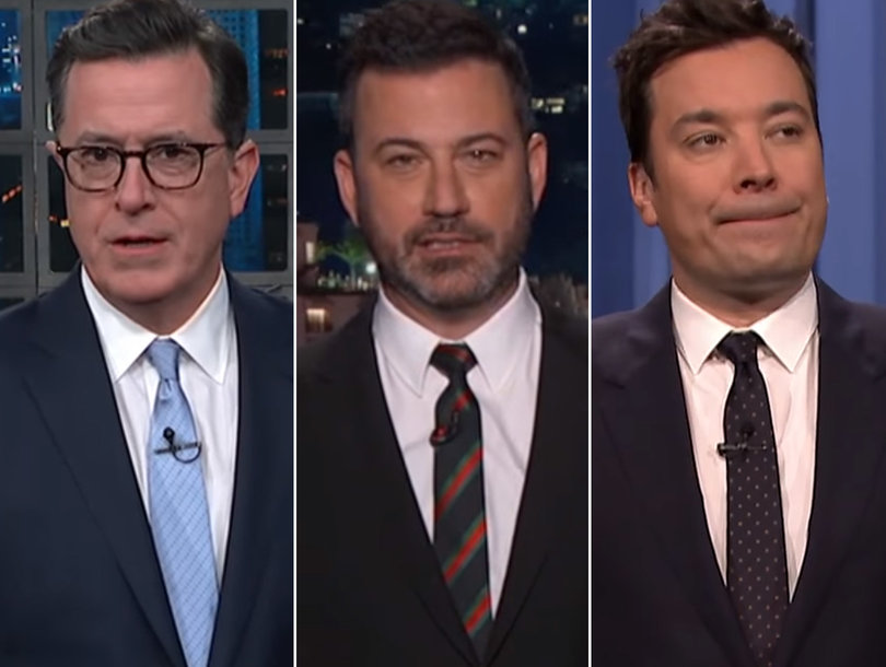 Late-Night Hosts Agree: Trump's 'Fake News Awards' Were as Disappointing as They Were Dumb
