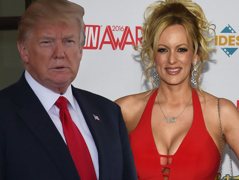 Trump Likes Spankings, Hates Sharks and 14 More Wild/Weird/Gross Revelations From Stormy Daniels
