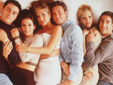 We Didn't Want a 'Friends' Movie Until We Saw This Trailer
