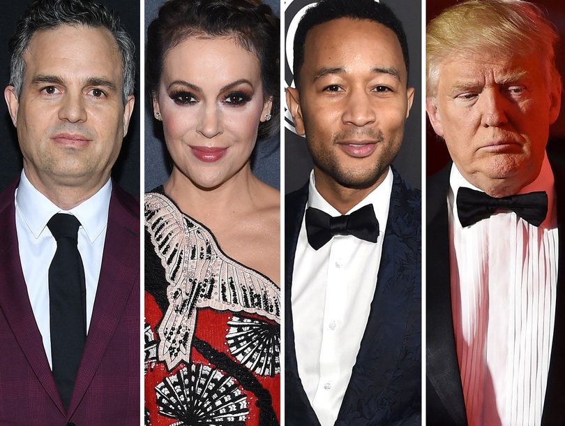 Hollywood Is Furious Over Trump's Government Shutdown