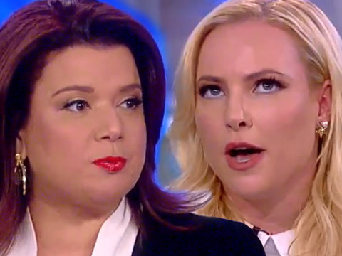 Ana Navarro and Meghan McCain Get Heated Over DACA