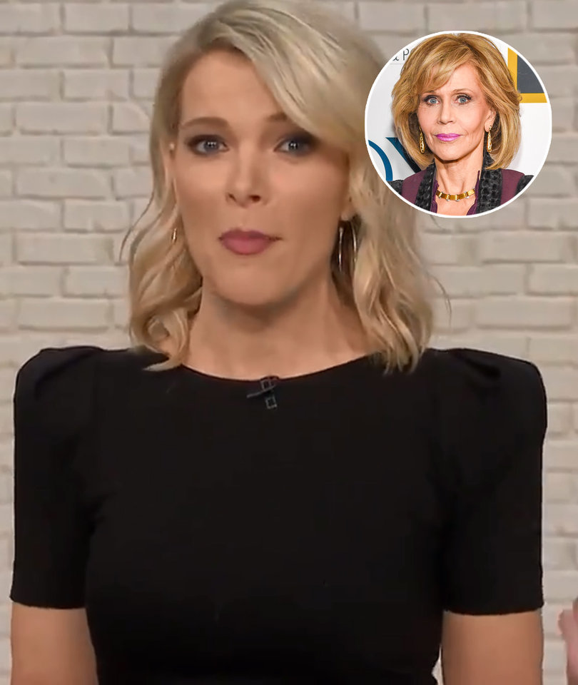Twitter Roasts Megyn Kelly for Bringing 'Hanoi Jane' Into Her Plastic Surgery…