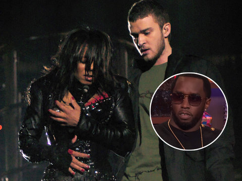 Why Diddy Is Still 'Upset' About Janet Jackson's 'Nipplegate'