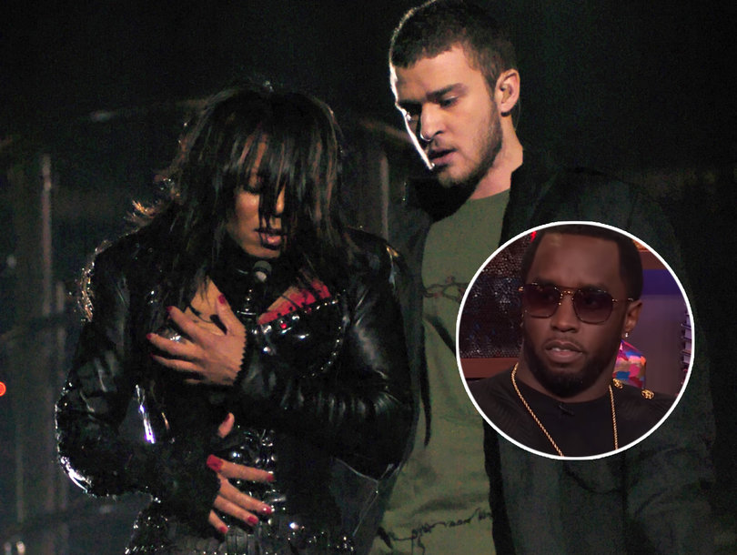 Why Diddy Is Still 'Upset' About Janet Jackson's Super Bowl Nip Slip