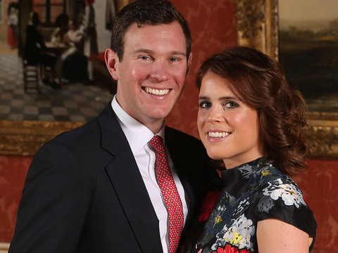 Princess Eugenie is Engaged to Jack Brooksbank