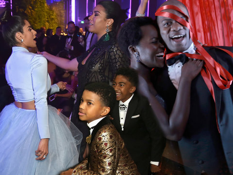 SAG Awards 2018: Inside All the Epic After-Parties