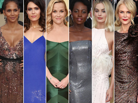 24th Annual SAG Awards: Every Must-See Look from the Red Carpet