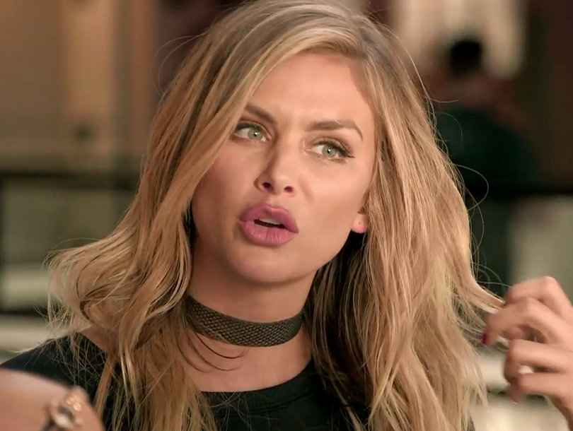 'Vanderpump Rules' SURver Scuffle: Lala Kent and James Kennedy Viciously Spar Over ... Pasta?