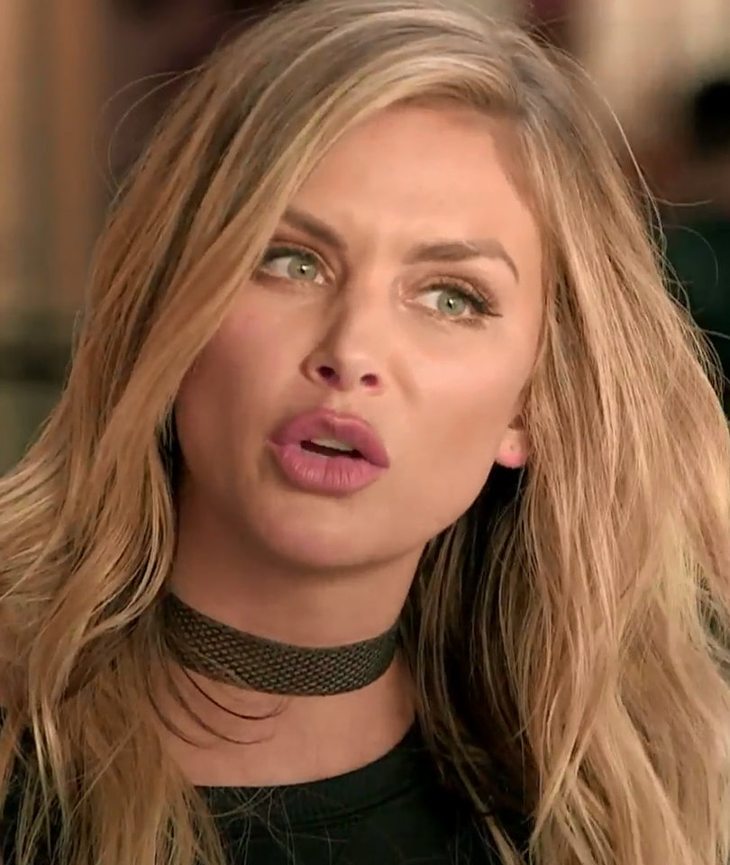 Lala Kent and James Kennedy Viciously Spar Over...Pasta?
