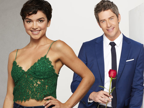 'Bachelor' Arie Luyendyk and Bekah M's Catch 22 Romance