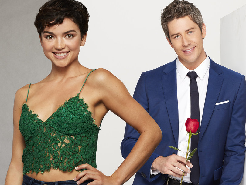 Rose Red Flags: 'The Bachelor' Arie Luyendyk and Bekah M Enjoy a Catch 22 Romance