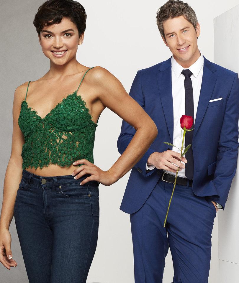 'Bachelor' Arie Luyendyk and Bekah M's Catch 22 Romance